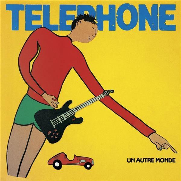 Telephone - Un Autre Monde (180 Gr)
