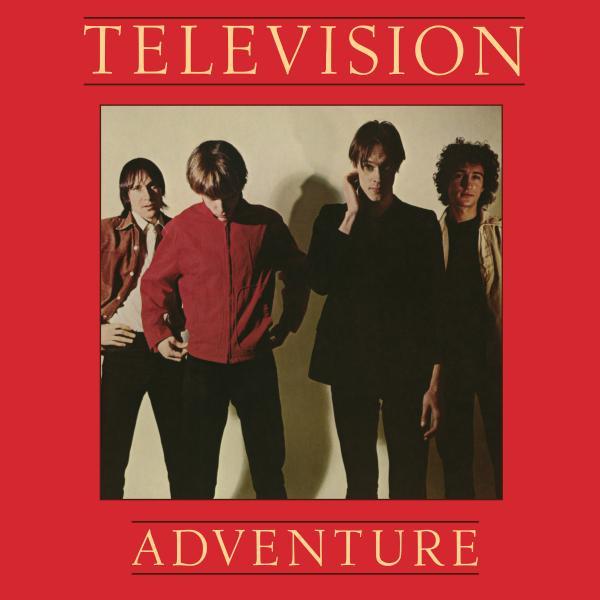 Television - Adventure (colour)