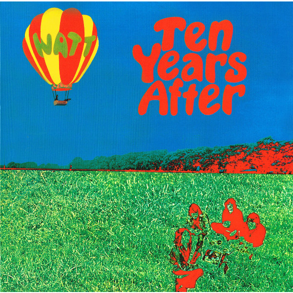 Ten Years After Ten Years After - Watt вставка blau versalles ins michelle 12x12
