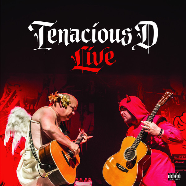 Tenacious D Tenacious D - Tenacious D Live (180 Gr) guano apes guano apes proud like a god 180 gr colour