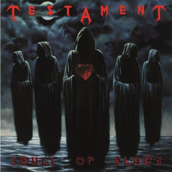 Testament Testament - Souls Of Black riggs r miss peregrine 3 library of souls