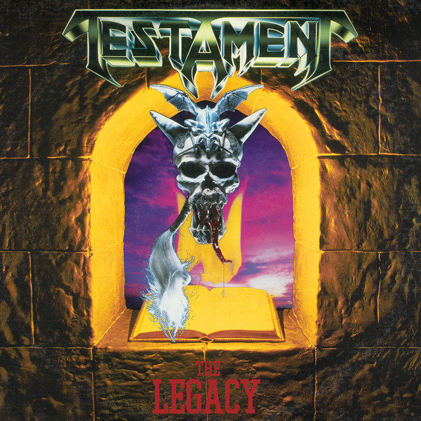 Testament Testament - The Legacy the old testament in byzantium
