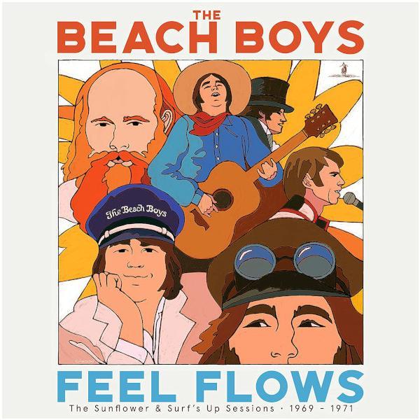 Beach Boys BoysThe - Feel Flows: The Sunflower Surf's Up Sessions 1969-1971 (limited, Box Set, 4 LP)