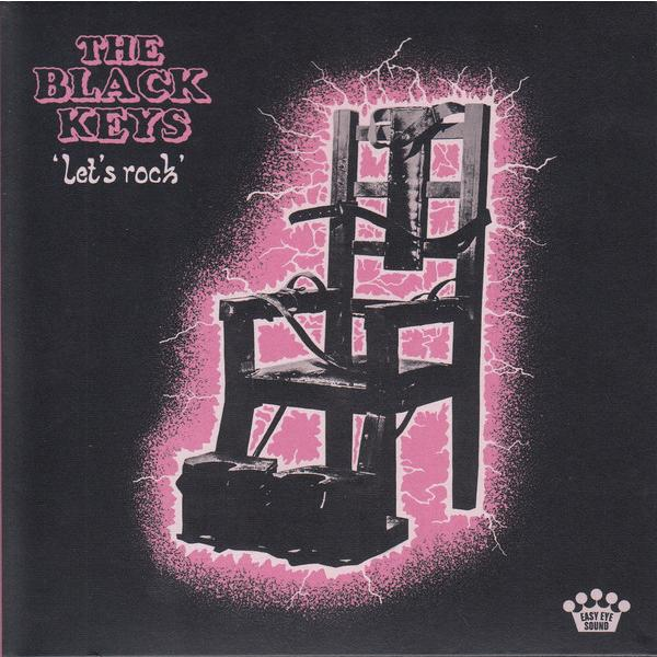 Black Keys KeysThe - Lets Rock (180 Gr, 45 Rpm, 2 LP)