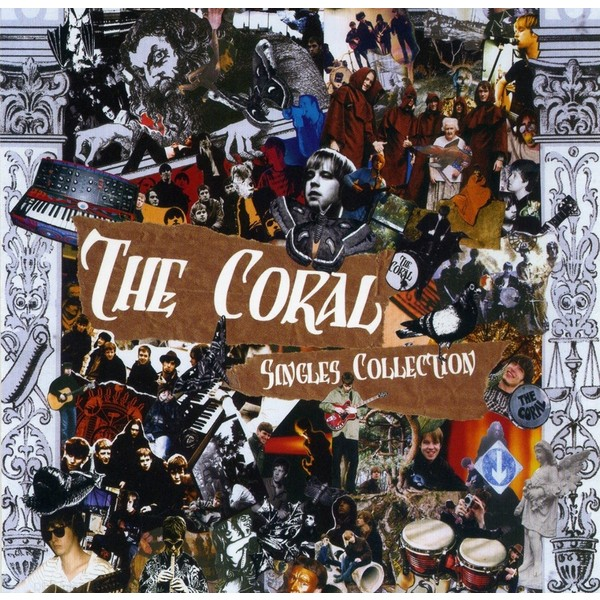 The Coral The Coral - Singles Collection (3 Lp, 180 Gr) the arcs the arcs yours dreamily lp