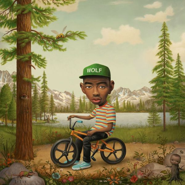 Tyler, The Creator Tyler, The Creator - Wolf (2 Lp 180 Gr + Cd, Colour)