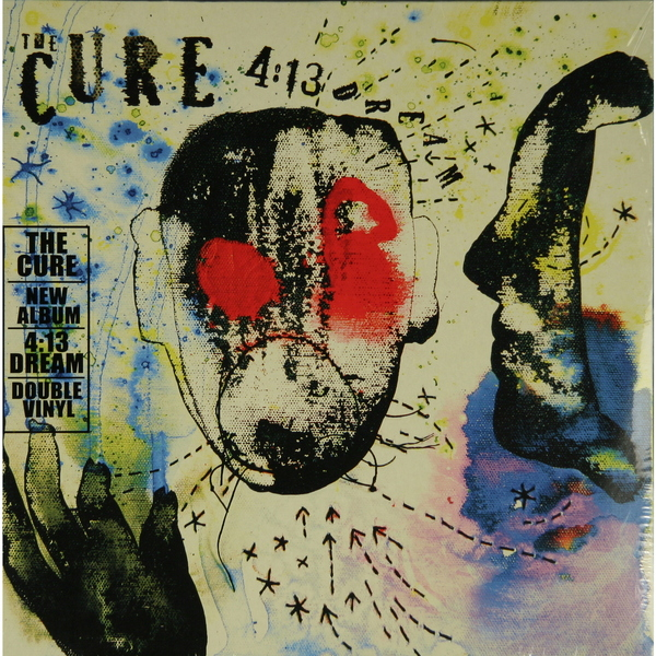 The Cure The Cure - 4:13 Dream (2 LP) the cure the cure greatest hits 2 lp