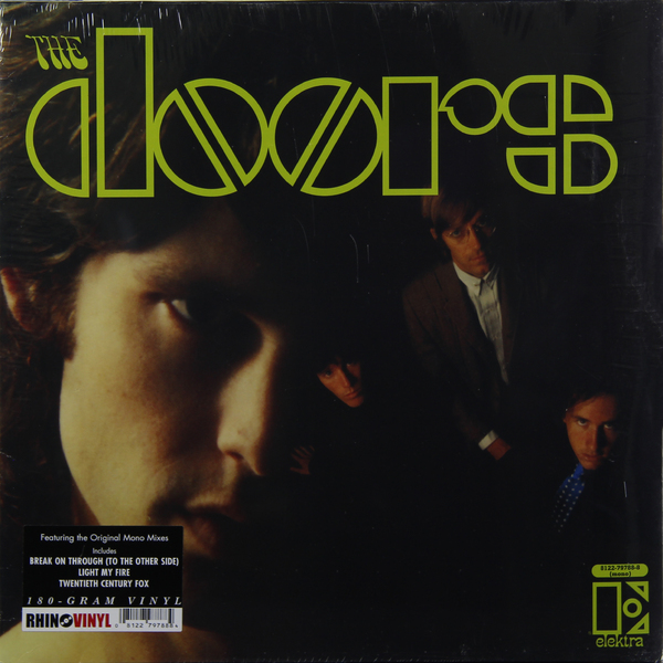 The Doors The Doors - The Doors (180 Gr, Mono) cd диск the doors when you re strange a film about the doors songs from the motion picture 1 cd