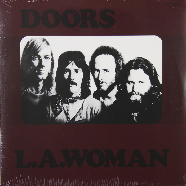 цена на The Doors The Doors - L.a. Woman (180 Gr)
