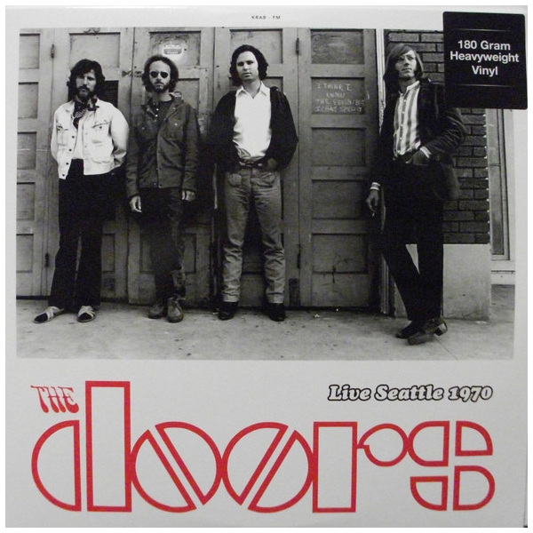 The Doors The Doors - Live At Seattle Center Coliseum-june 5, 1970 (2 LP) the doors the doors absolutely live 2 lp