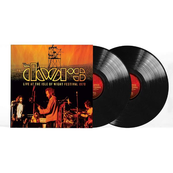 The Doors - Live At Isle Of Wight Festival 1970 (limited, 2 Lp, 180 Gr)