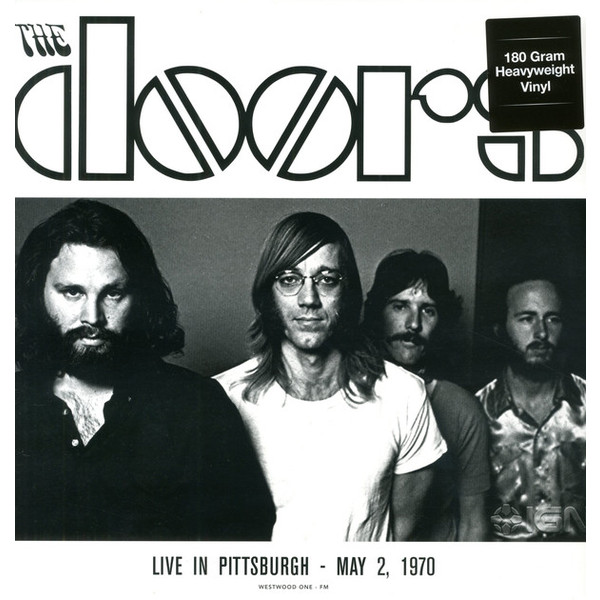 The Doors The Doors - Live In Pittsburgh '70 (2 LP) mastodon mastodon live at the aragon 2 lp dvd