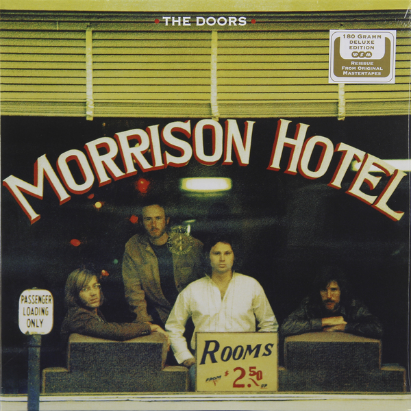 The Doors - Morrison Hotel (stereo)