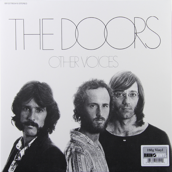 The Doors The Doors - Other Voices (180 Gr) цена