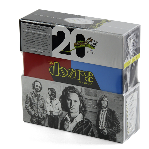 The Doors The Doors - The Singles (20x7 ) cd the doors the singles