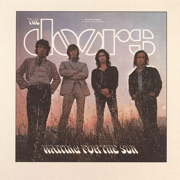 лучшая цена The Doors The Doors - Waiting For The Sun (50th Anniversary)