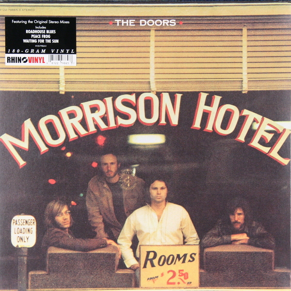 The Doors The Doors - Morrison Hotel (180 Gr) the doors cd