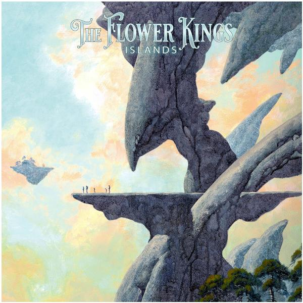 Flower Kings KingsThe - Islands (limited, 180 Gr, 3 Lp + Cd)