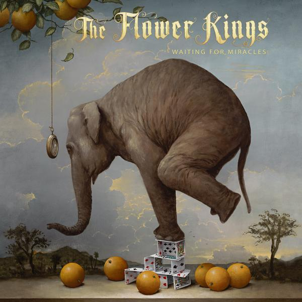The Flower Kings - Waiting For Miracles (2 Lp + 2 Cd, 180 Gr)