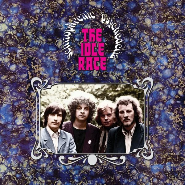 The Idle Race - Schizophrenic Psychedelia (limited, 180 Gr, Colour)