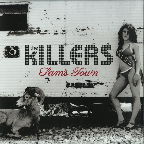 Killers KillersThe - Sams Town (limited, Colour)