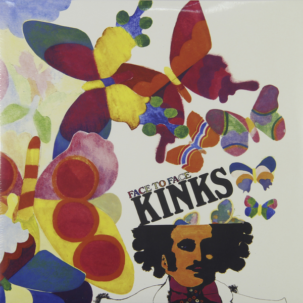 The Kinks The Kinks - Face To Face (2 LP) the kinks the kinks arthur 2 lp
