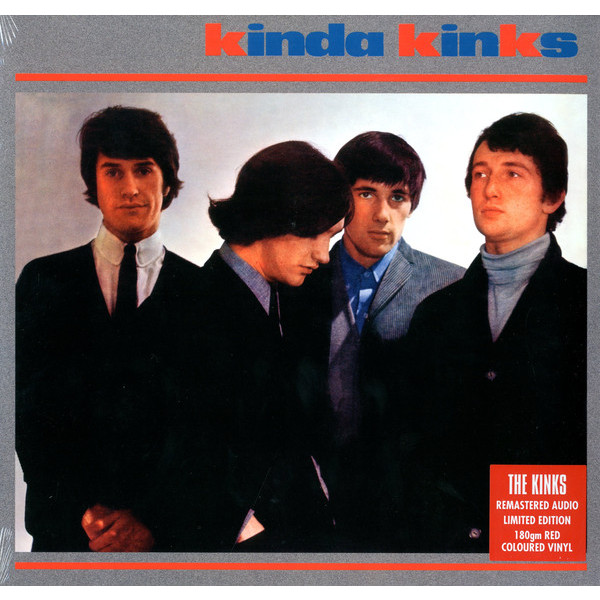 The Kinks The Kinks - Kinda Kinks the kinks the kinks arthur 2 lp