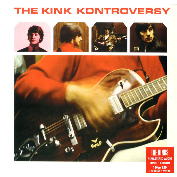The Kinks The Kinks - The Kink Kontroversy the kinks the kinks arthur 2 lp