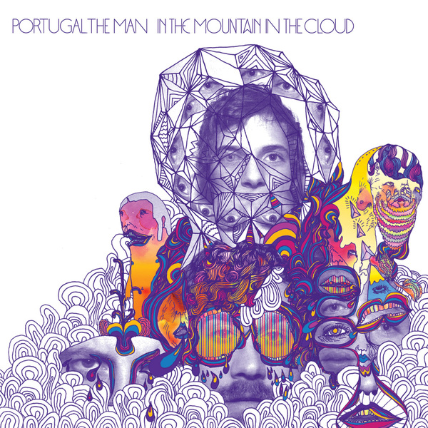 Portugal. The Man Portugal. The Man - In The Mountain In The Cloud the box man