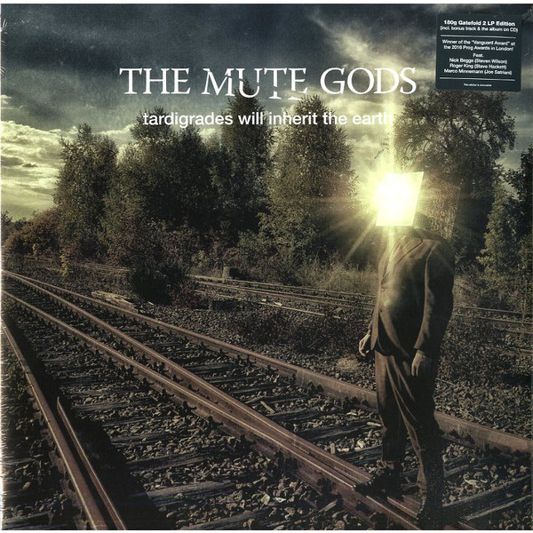 The Mute Gods The Mute Gods - Tardigrades Will Inherit The Earth (2 Lp+cd) виниловая пластинка mute gods the tardigrades will inherit the earth