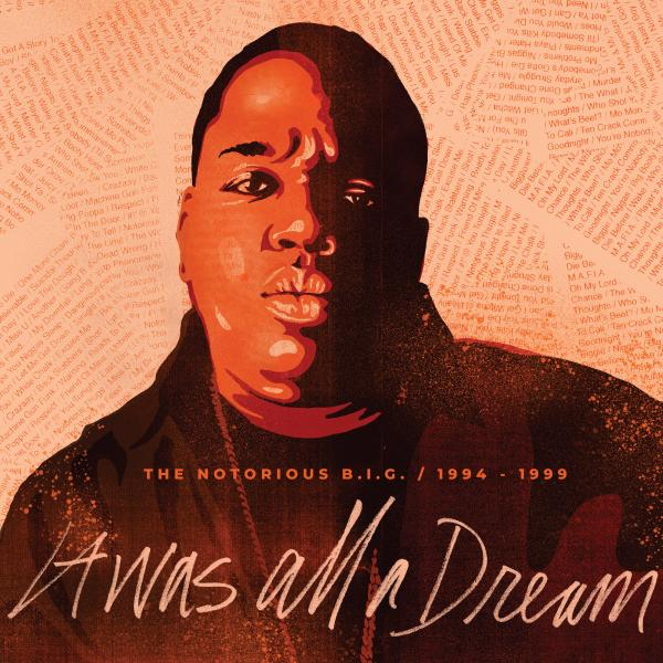Notorious B.. B..The - It Was All A Dream: The 1994-1999 (colour, 180 Gr, 9 LP)