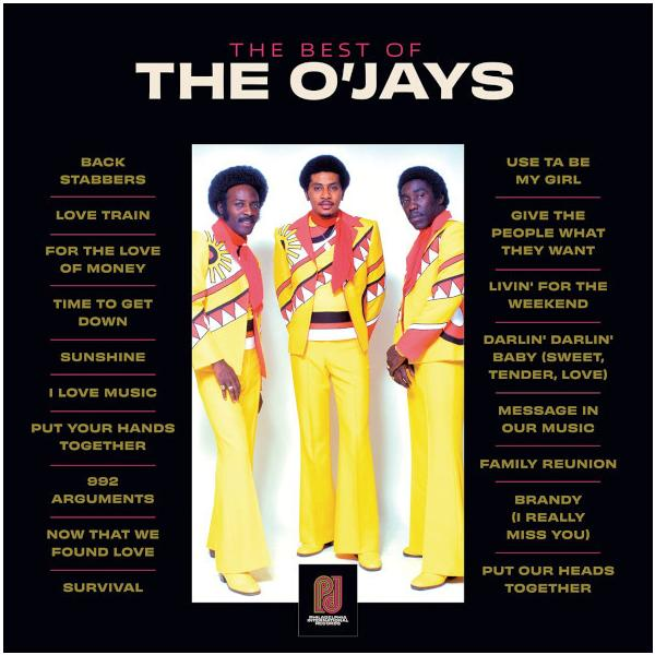 The O'jays - Best Of (2 LP)