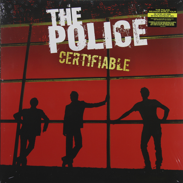 The Police The Police - Certifiable (3 LP) the police the police certifiable 3 lp