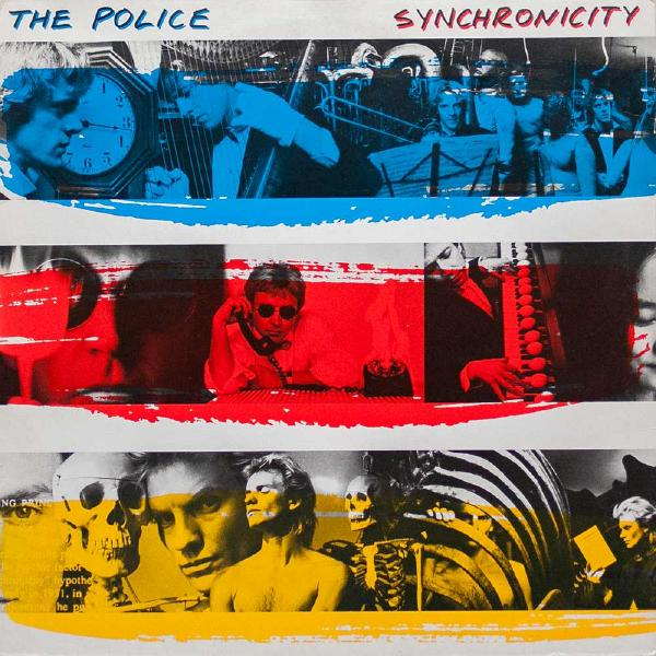 The Police - Synchronicity (reissue) (уценённый Товар)