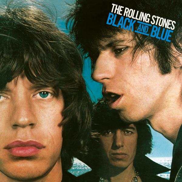 Rolling Stones Rolling StonesThe - Black And Blue (half Speed) john hoberman black and blue