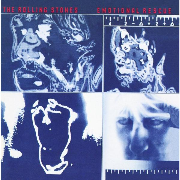 Rolling Stones StonesThe - Emotional Rescue (half Speed)