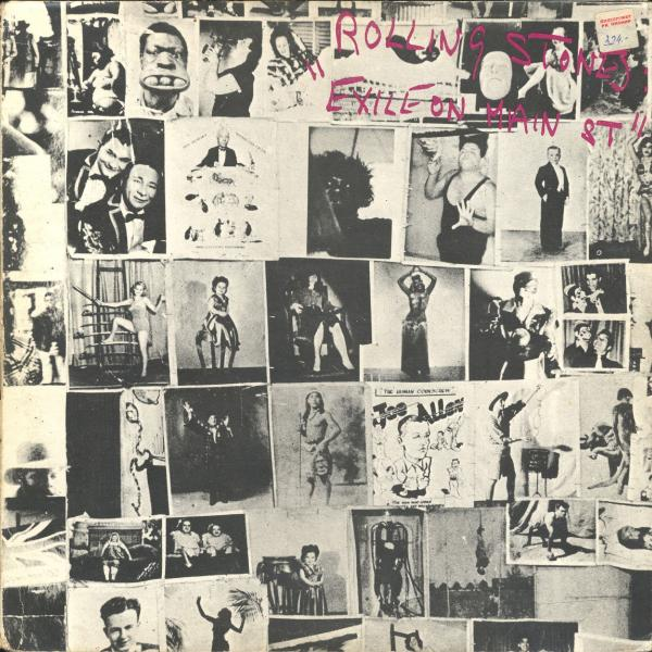 Rolling Stones StonesThe - Exile On Main St. (half Speed, 2 LP)