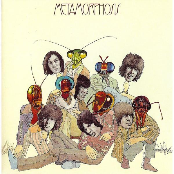Rolling Stones StonesThe - Metamorphosis (colour, 180 Gr)