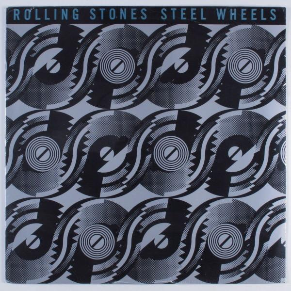 Rolling Stones StonesThe - Steel Wheels (half Speed)