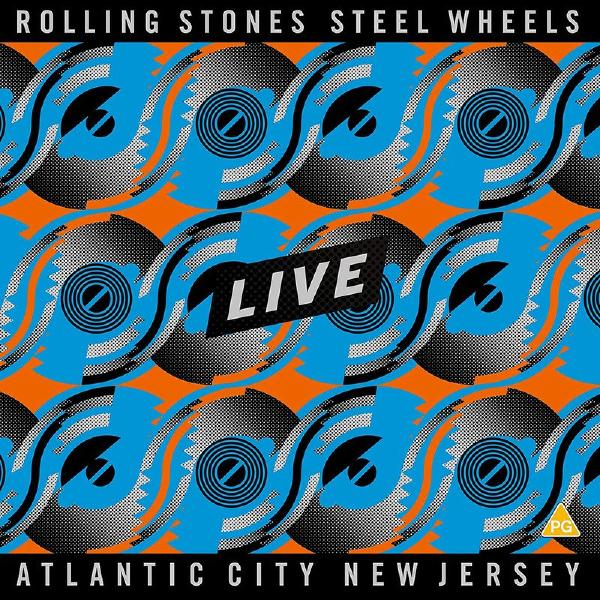 Rolling Stones StonesThe - Steel Wheels Live (colour, 180 Gr, 4 LP)