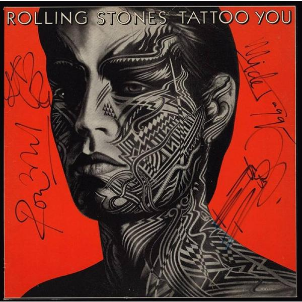 Rolling Stones StonesThe - Tattoo You (half Speed)