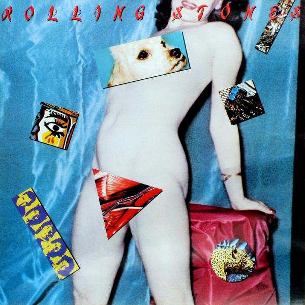 Rolling Stones StonesThe - Undercover (half Speed)