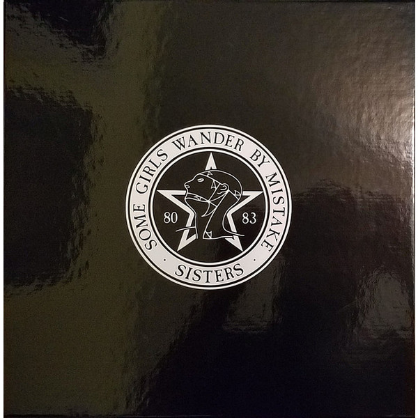 The Sisters Of Mercy - Some Girls Wander By Mistake (4 Lp, 180 Gr)