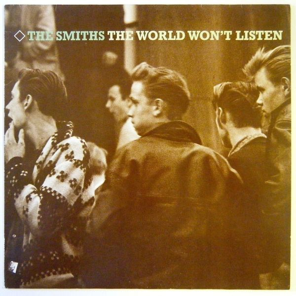 цена на The Smiths The Smiths - The World Won't Listen (2 LP)
