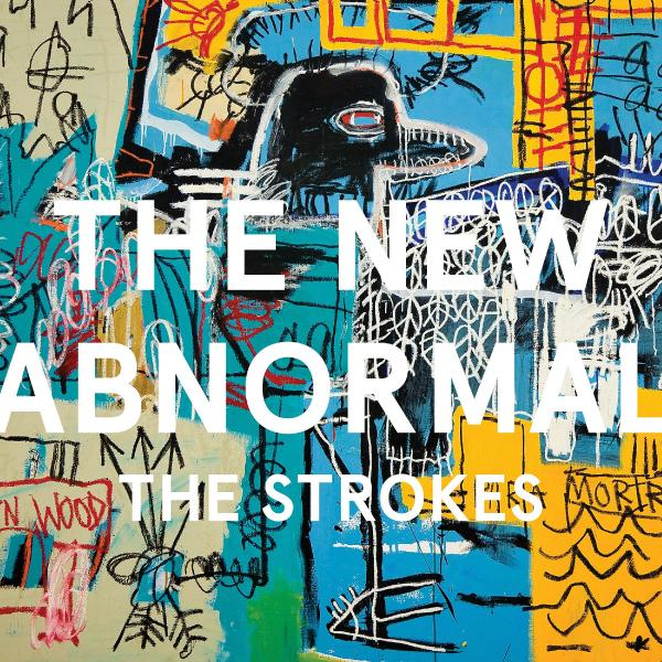 Strokes StrokesThe - The New Abnormal (colour)