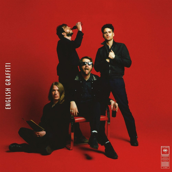The Vaccines The Vaccines - English Graffiti (lp+cd) the prelude implicit lp cd