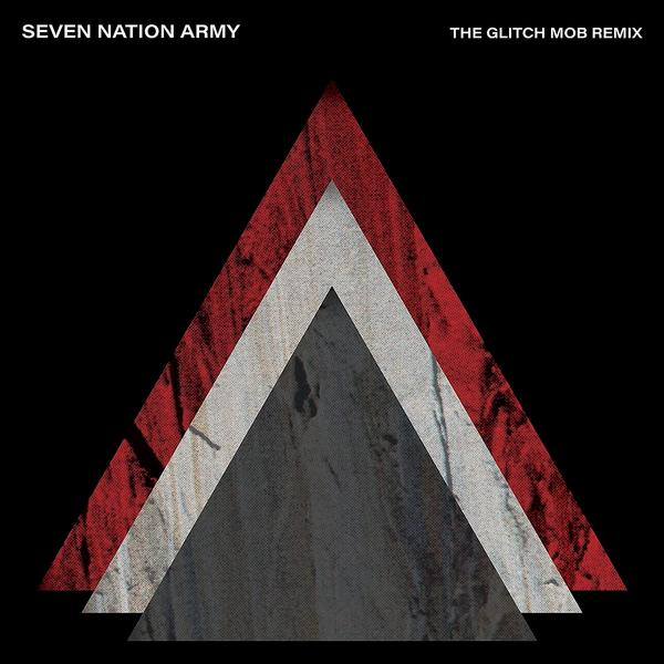 White Stripes White StripesThe - Seven Nation Army (the Glitch Mob Remix) (limited, Colour, 7 )