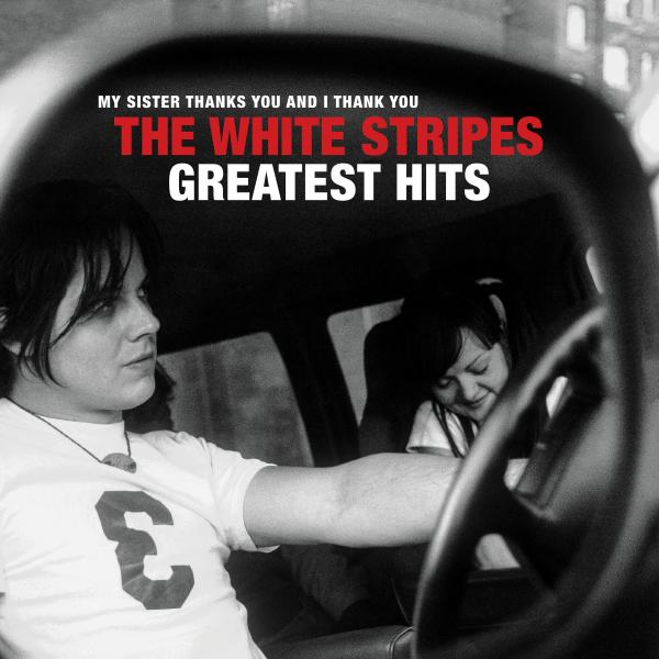 White Stripes StripesThe - The Greatest Hits (2 LP)