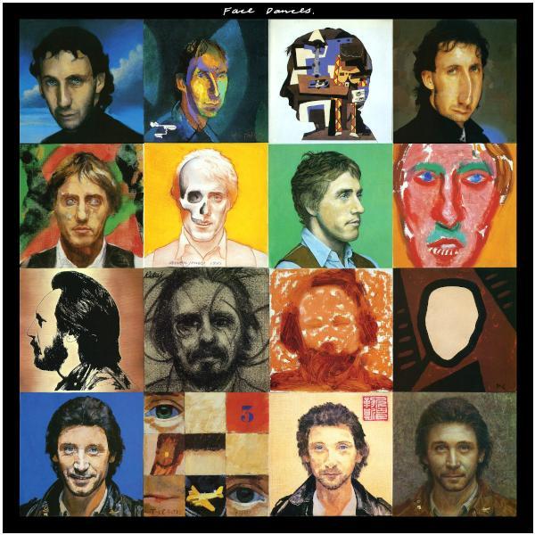 WHO WHOThe - Face Dances (limited, Colour, 2 LP)