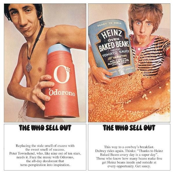 WHO WHOThe - The Who Sell Out (deluxe, 2 LP)